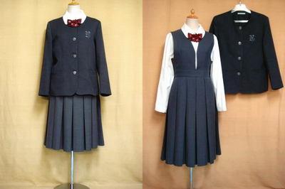 仁川学院中学校の中古制服