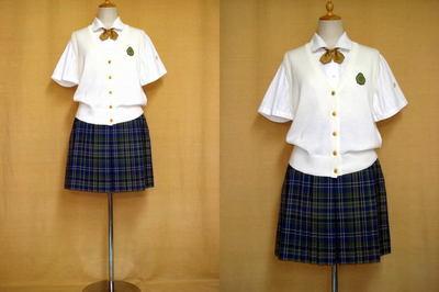 大阪国際滝井高等学校の中古制服